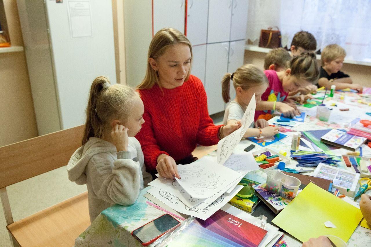 моя карьера, дети, волонтеры