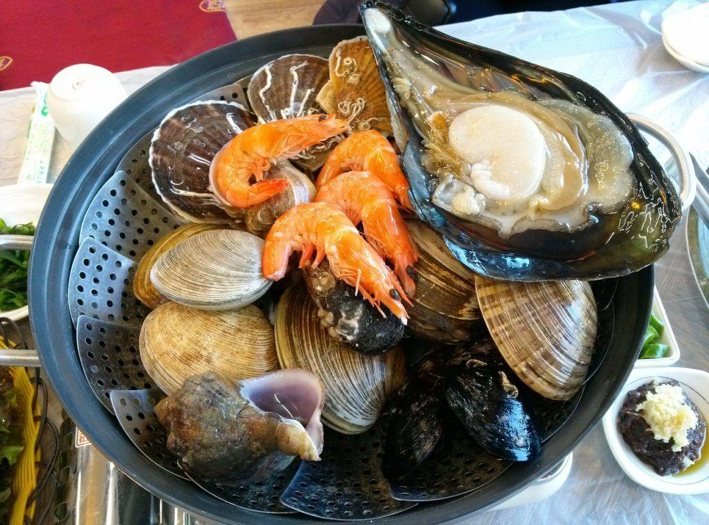 моллюски и членистоногие