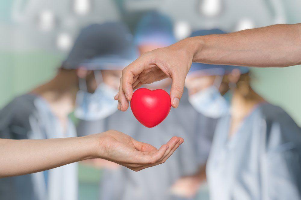 донорские органы