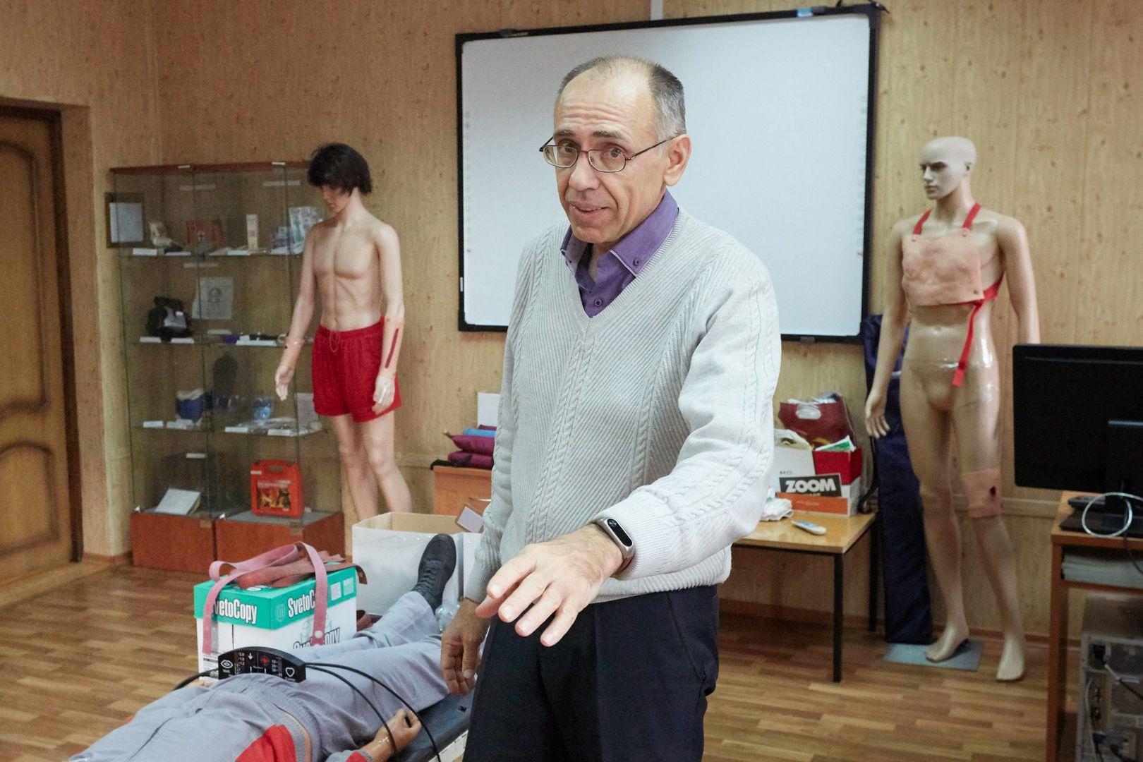 Станислав Абнизов