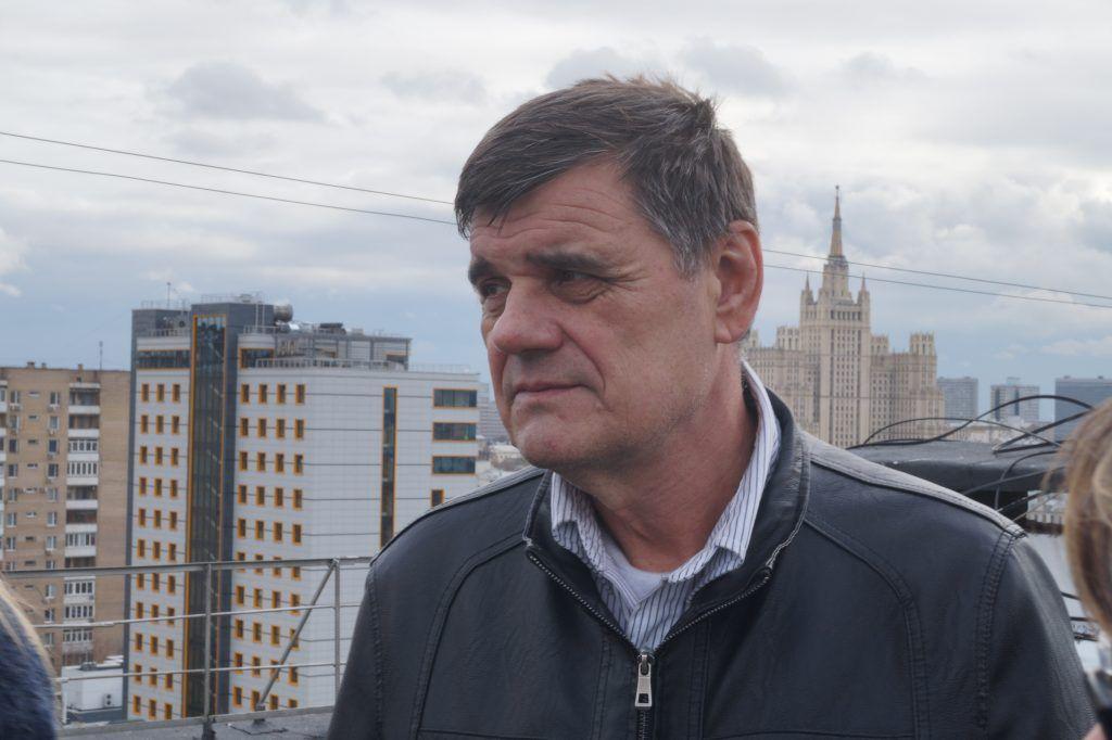 Александр Давыдов, крыши, капремонт
