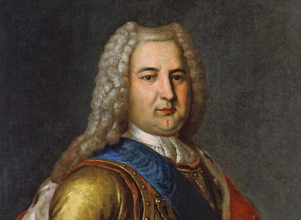 Герцог Курляндский Бирон