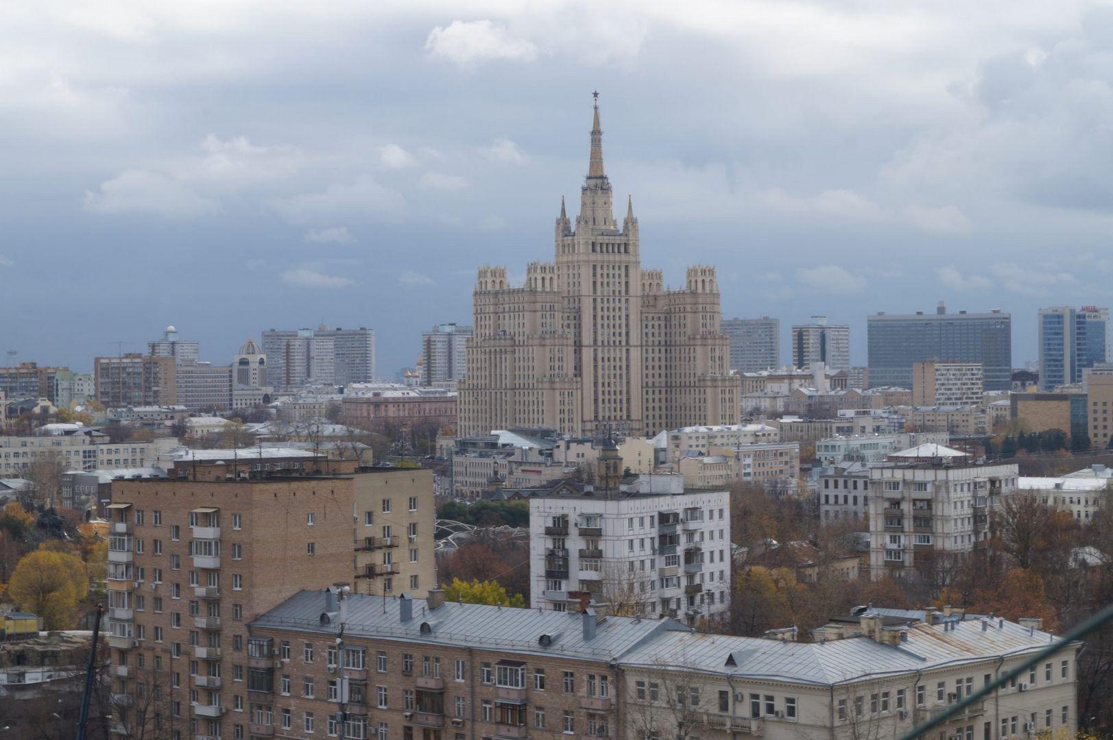крыши Москвы, ремонт