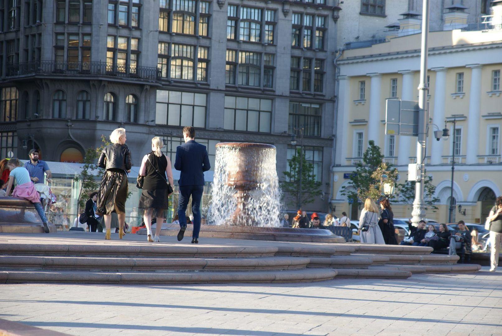 благоустройство, городская среда