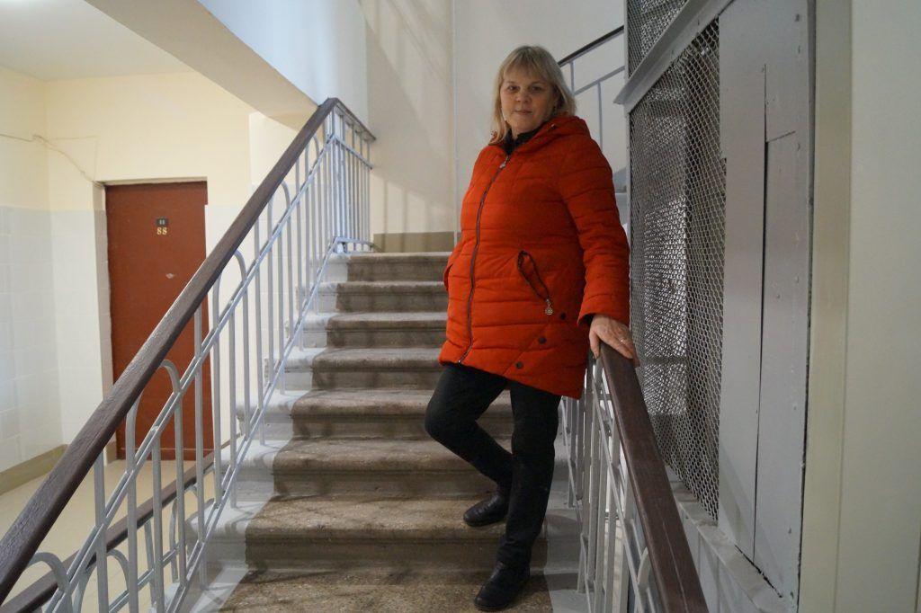 капремонт, благоустройство, жители дома № 3, корпус 1 по улице Ферсмана