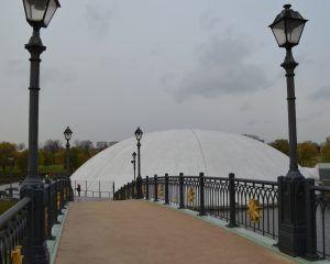 Царицыно, фонтан