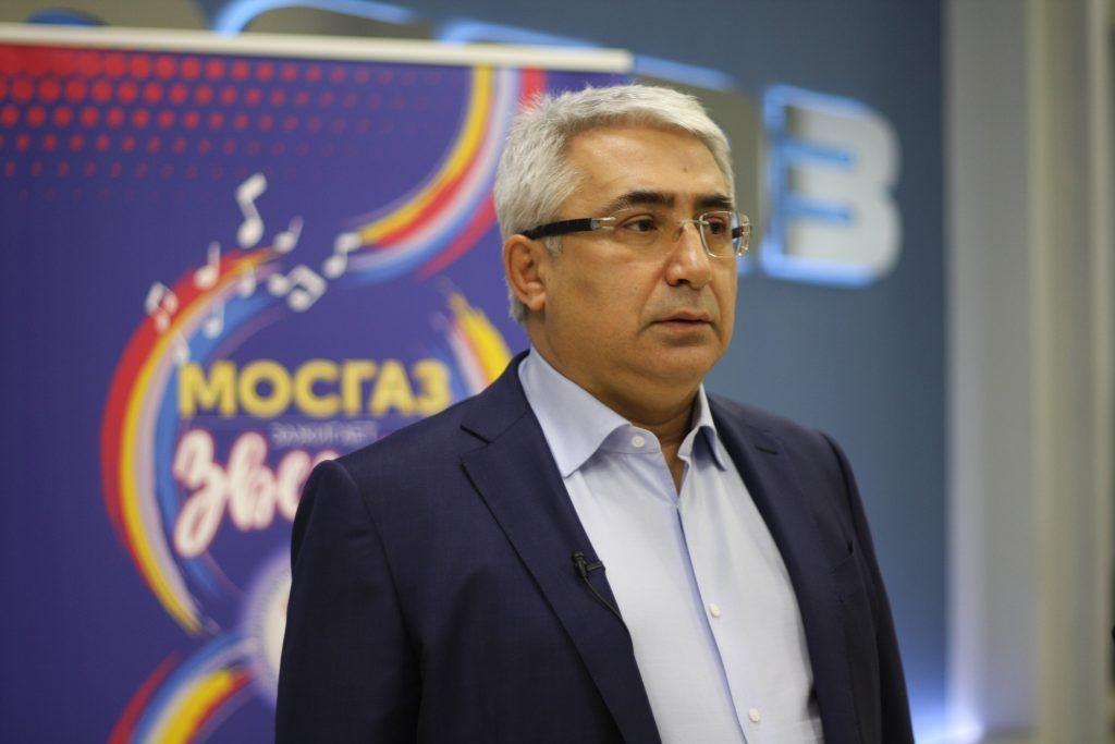 Генеральный директор АО «МОСГАЗ» Гасан Гасангаджиев, конкурс, АО Мосгаз, Мосгаз зажигает звезды