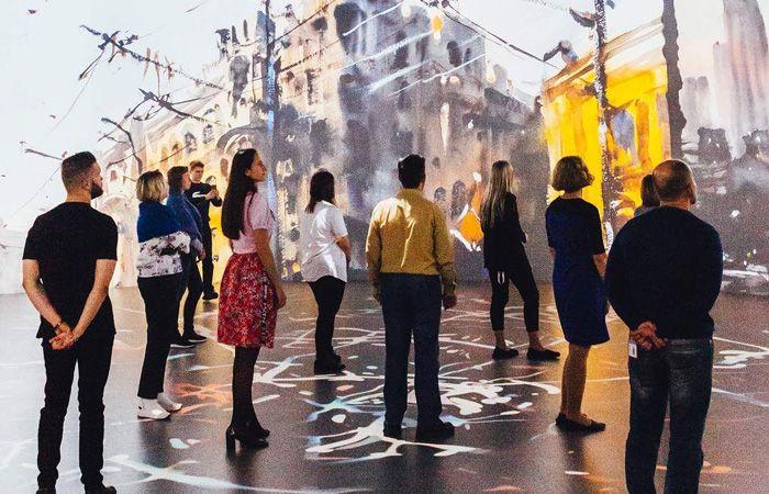 выставка Города в движении