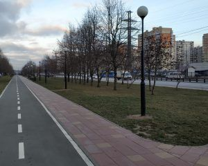 благоустройство, велодорожки, пешеходные дорожки