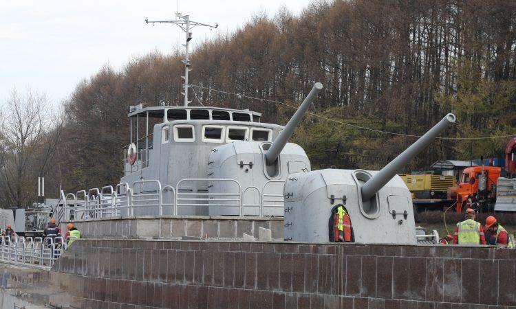 Пруд ВМФ