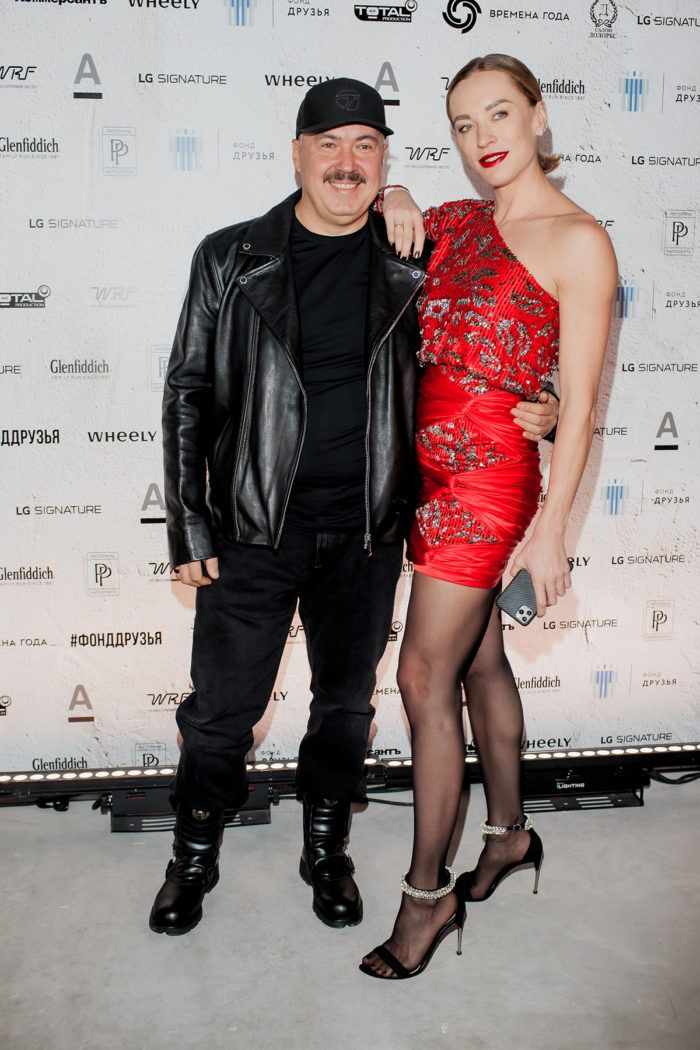 Иван Стрешинский, Наталья Давыдова, анинырассказы