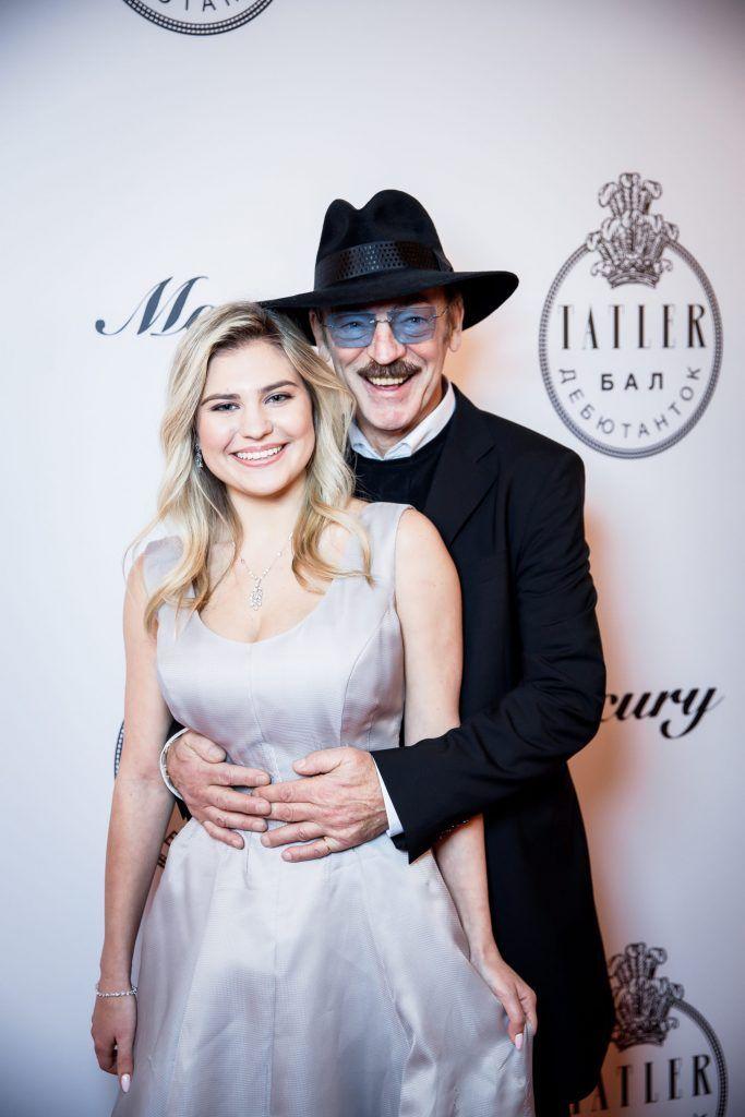 Катерина Боярская и Михаил Боярский фото Tatler.ru, анинырассказы