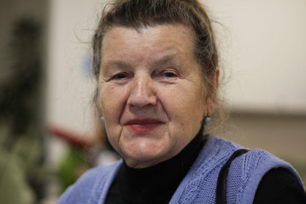 Клавдия Александровна, семинар, московское долголетие, переработка мусора