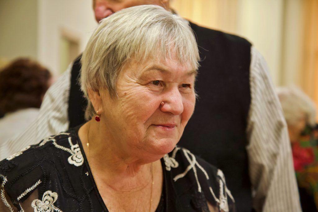 Татьяна Герасимовна, семинар, московское долголетие, переработка мусора
