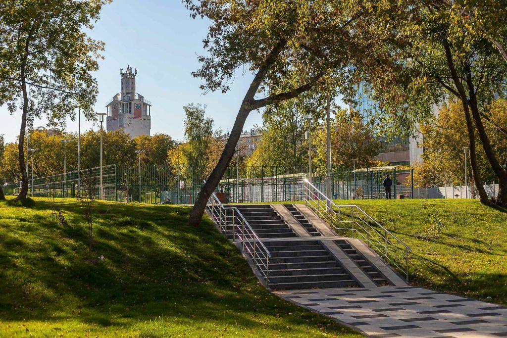 парк Академический