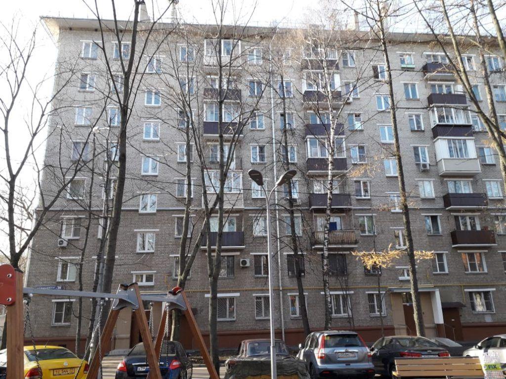 капремонт, Мосфильмовская улица