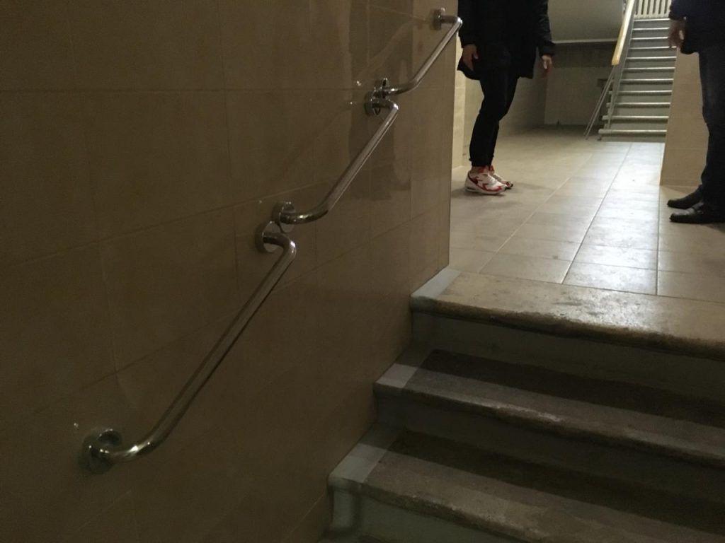 капремонт, лестница, подъезд