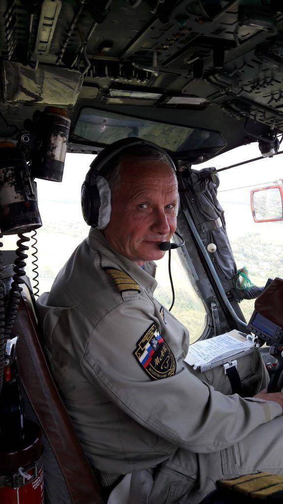 Виктор Калика, летчики, пилоты, спасатели
