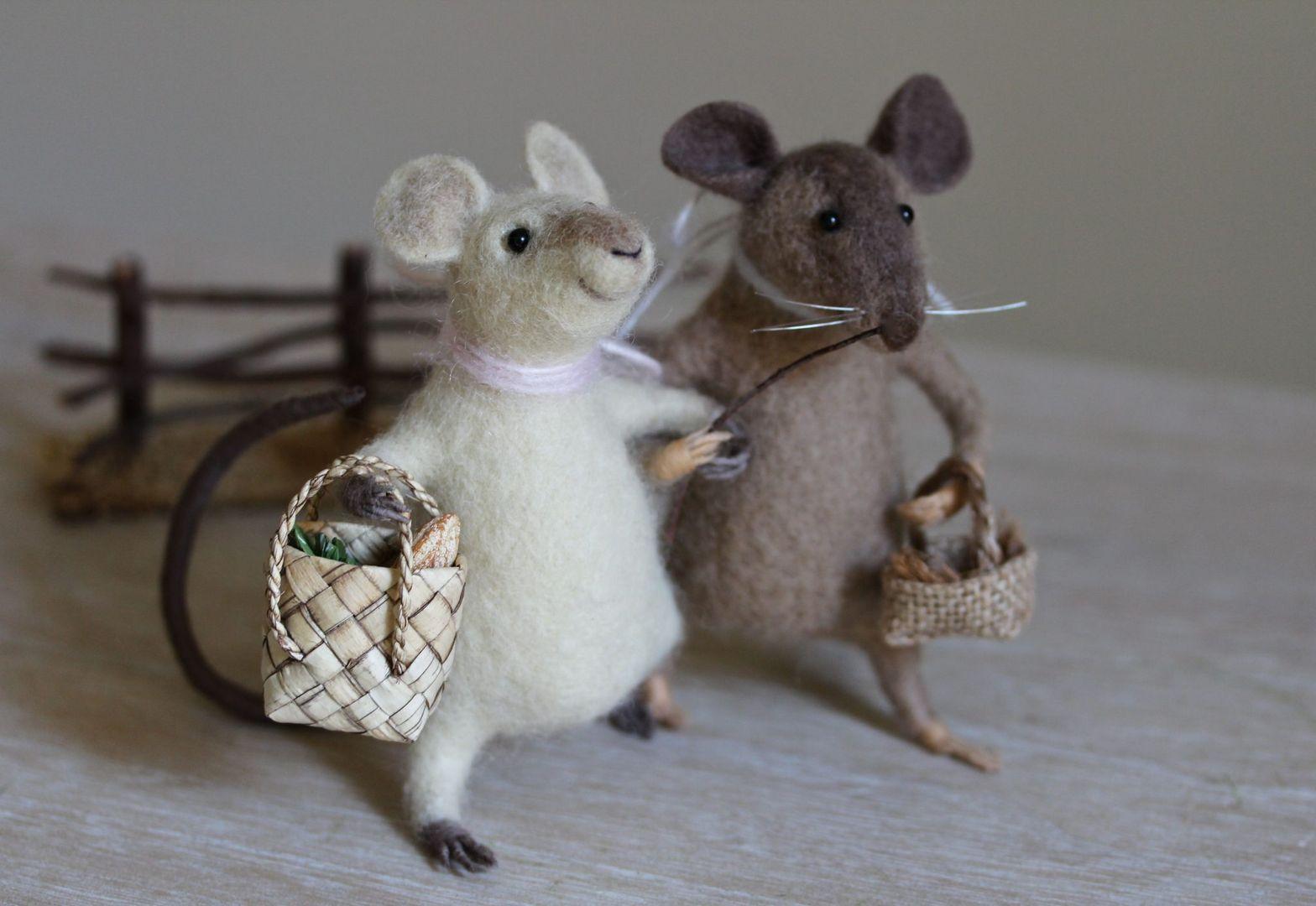 крысы, новый год