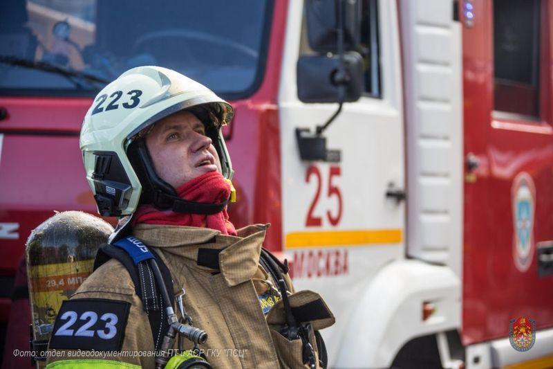 пожарные, безопасность