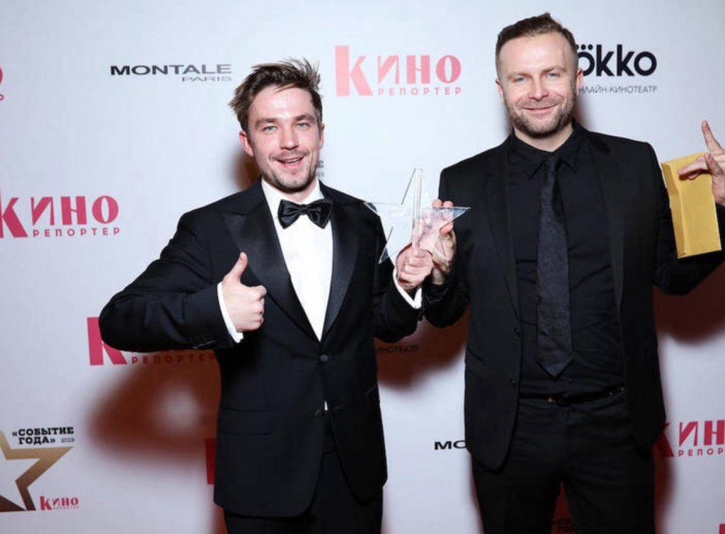 Александр Петров и Клим Шипенко, премия Событие года, анинырассказы