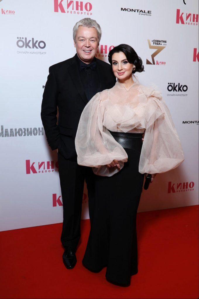 Александр и Екатерина Стриженовы, премия Событие года
