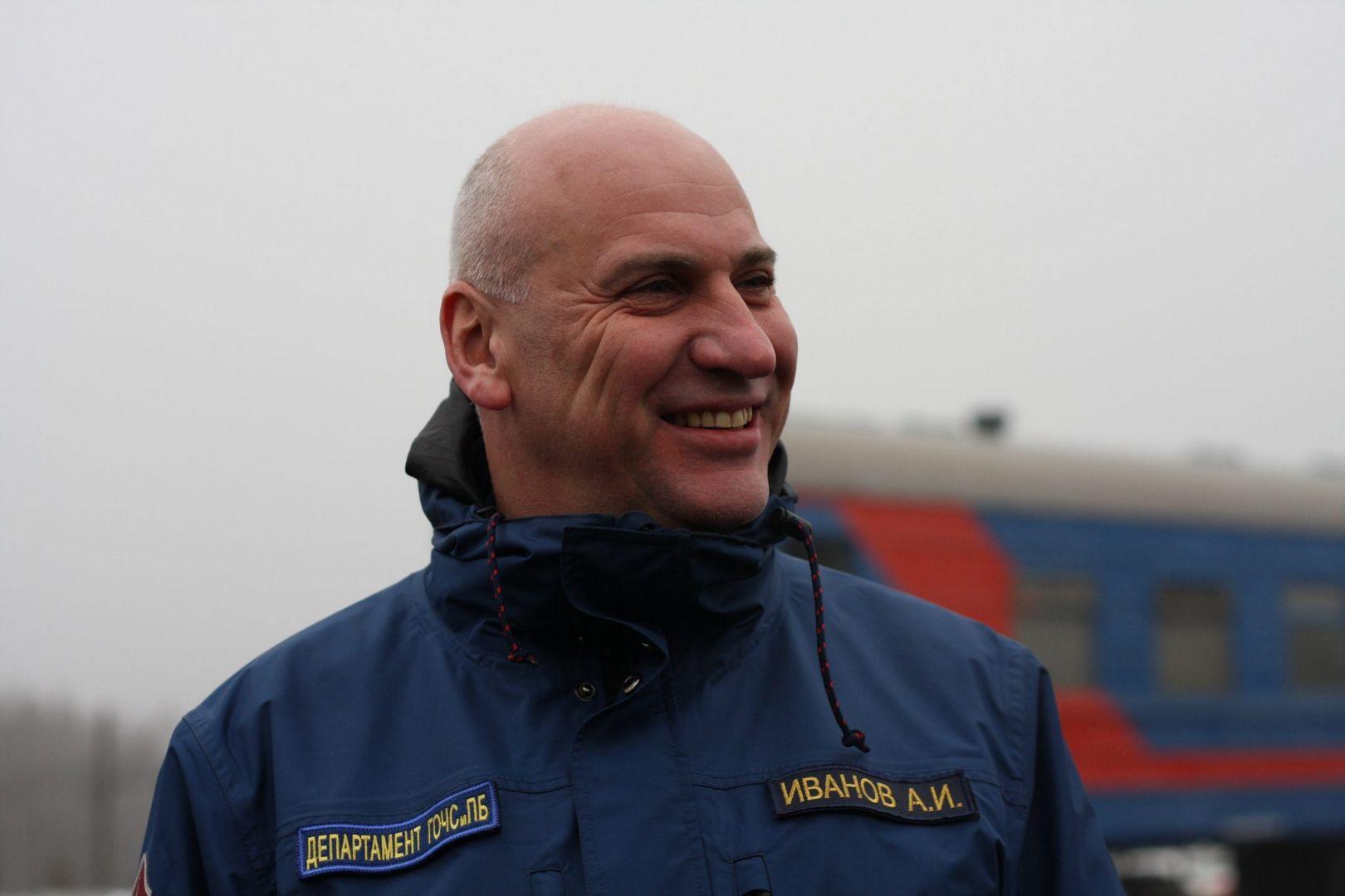 Андрей Иванов, заместитель руководителя департамента по делам гражданской обороны, ЧС и пожарной безопасности