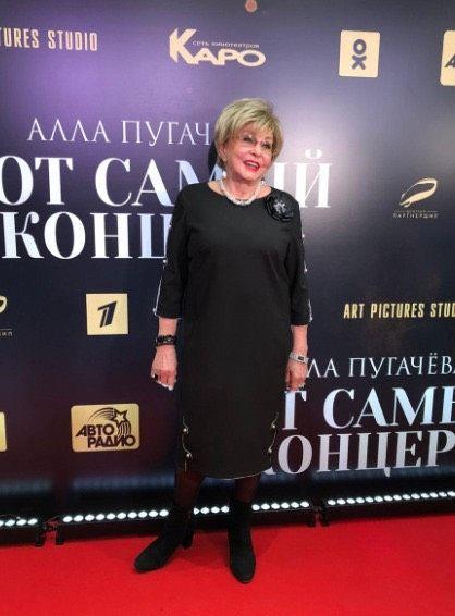 Ангелина Вовк, кинотеатр Октябрь