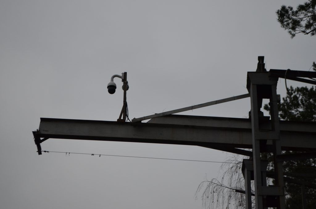 камера, Серебряный бор, спасатели