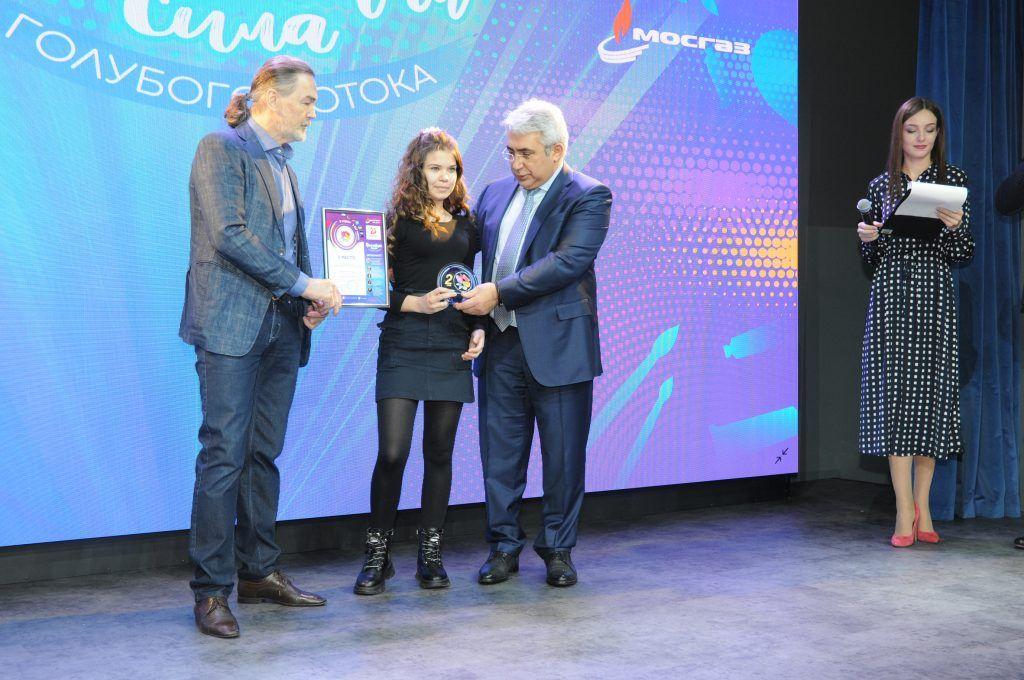 Гасан Гасангаджиев, конкурс, Мосгаз, дети, Никас Сафронов