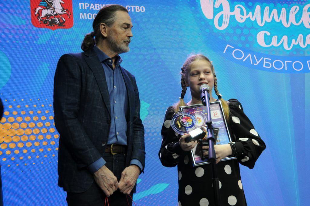 конкурс, Мосгаз, дети, Никас Сафронов