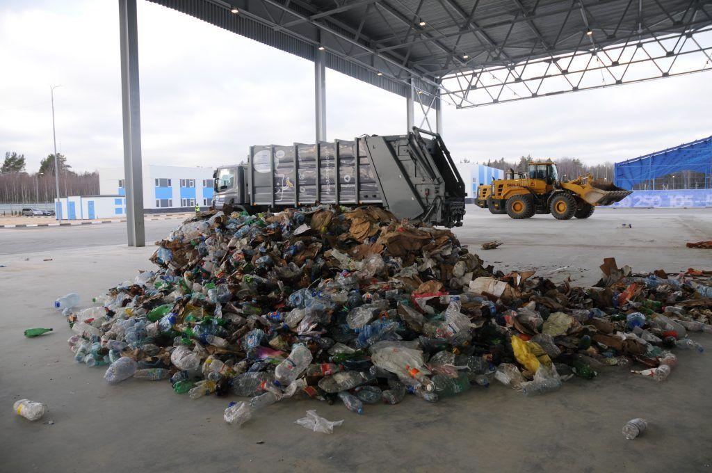 КПО Восток, переработка отходов, мусор, экология