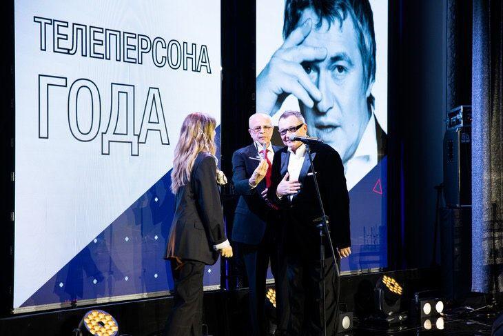 Дмитрий Дибров, премия Событие года, анинырассказы