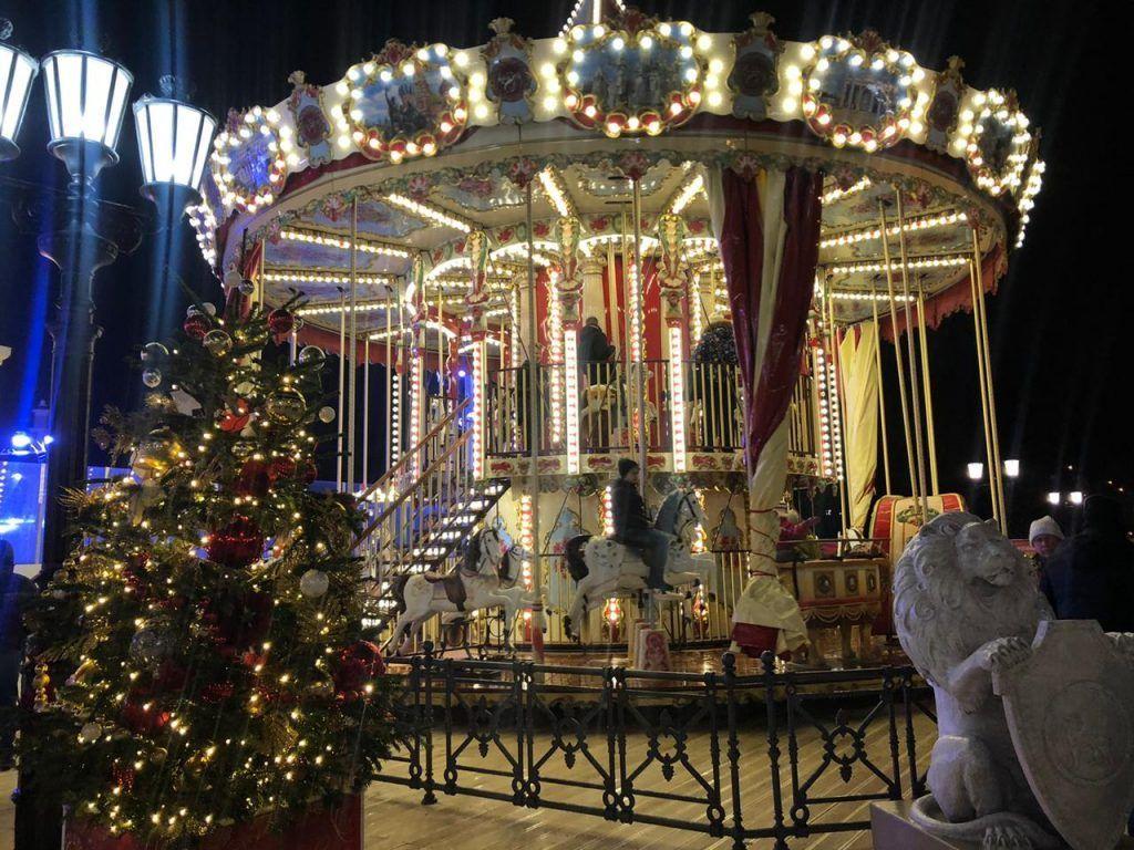 Гольяново, Путешествие в Рождество