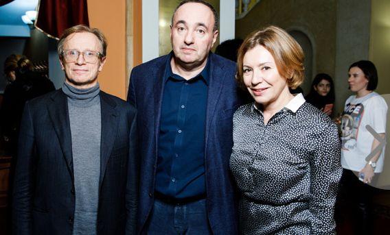 Борис Белоцерковский, Александр Родненький, Валерия Роднянская