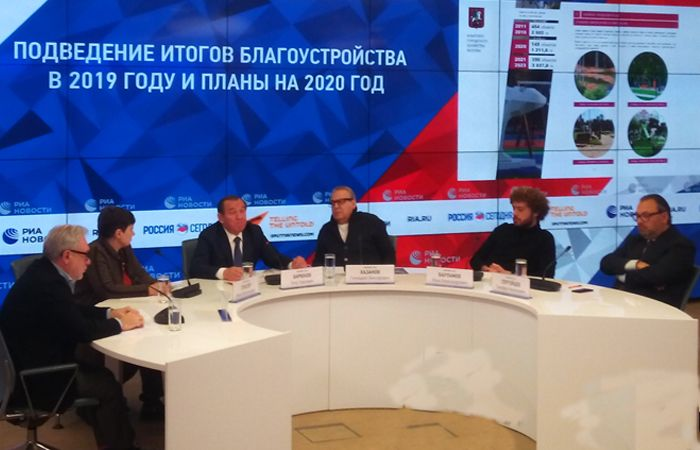 пресс-конференция, петр Бирюков, благоустройство