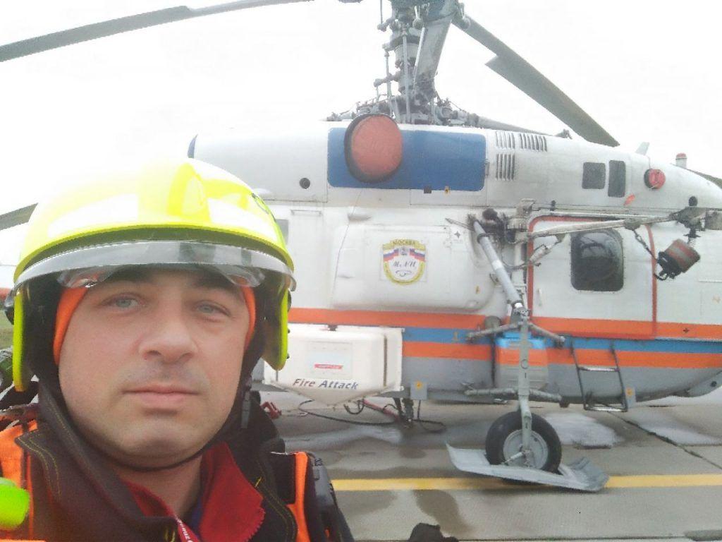 Международный день добровольцев, спасатели, добровольцы, Сергей Михайлов
