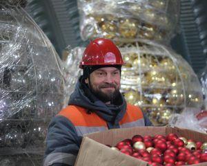 украшение Москвы, зима в Москве, Новый год