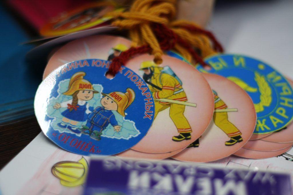 форум маленьких героев, спасатели, медали