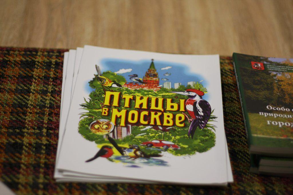 Экоцентр Воробьёвы горы, Птичкин дом, конкурс