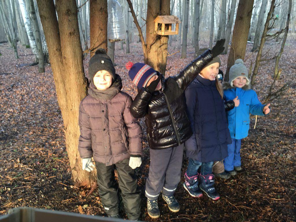скворечники, проект Разделяй и умножай, экологическая акция, дети