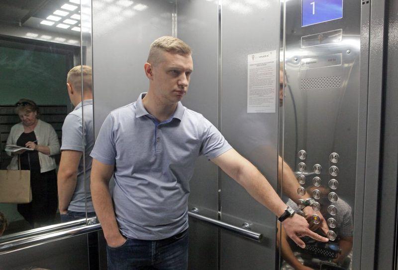 лифт «Стриж»