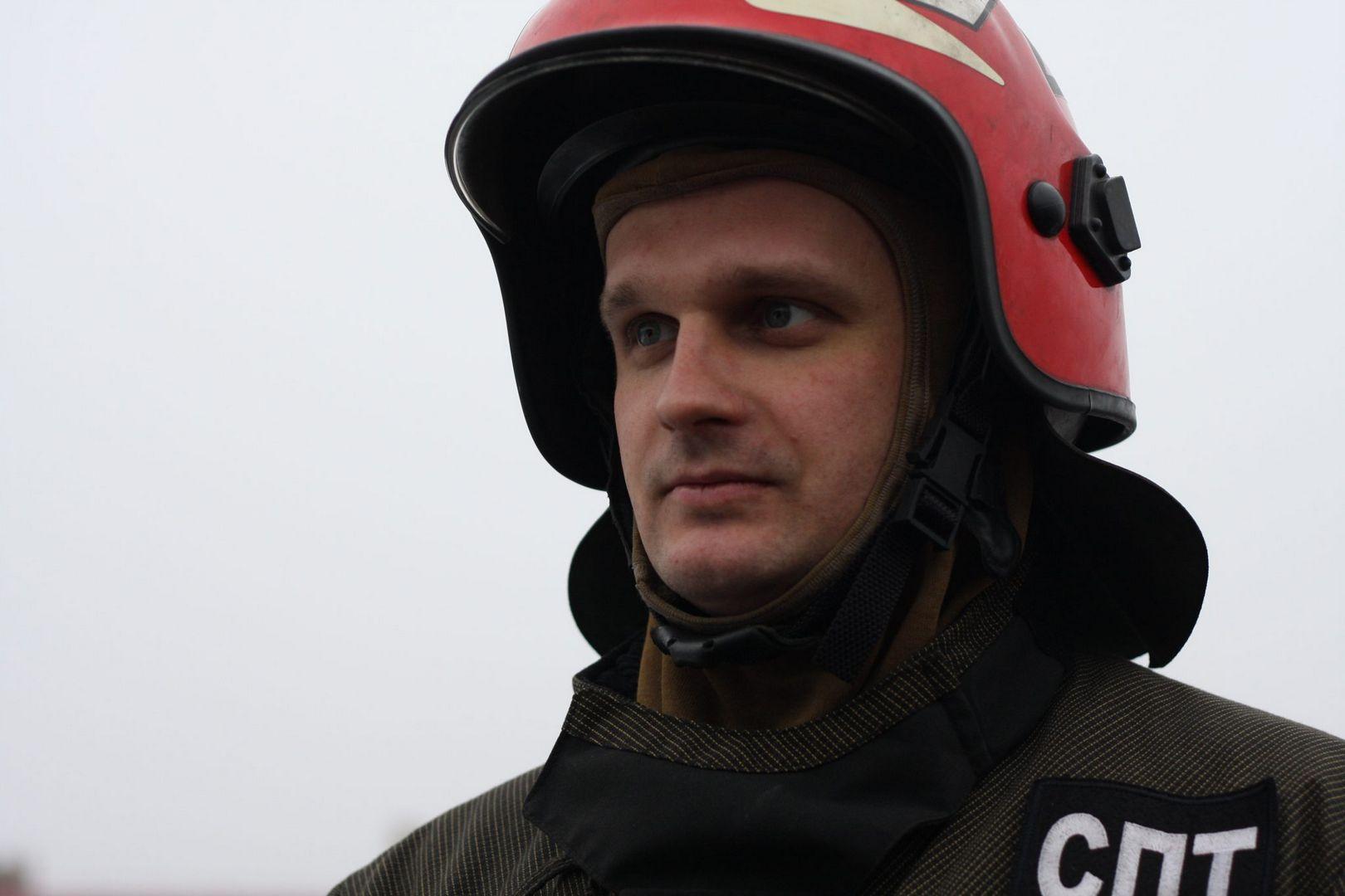 Иван Трембачев, помощник оперативного дежурного по ТиНАО КГУ ПСЦ