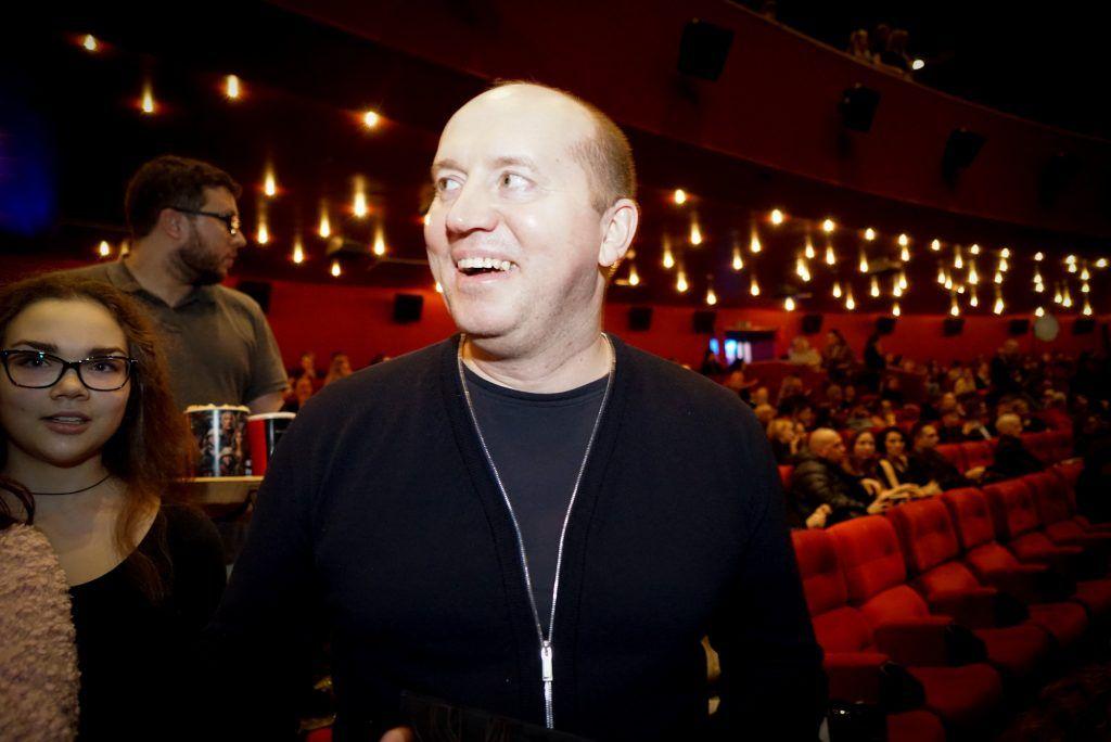 Сергей Бурунов, Вторжение