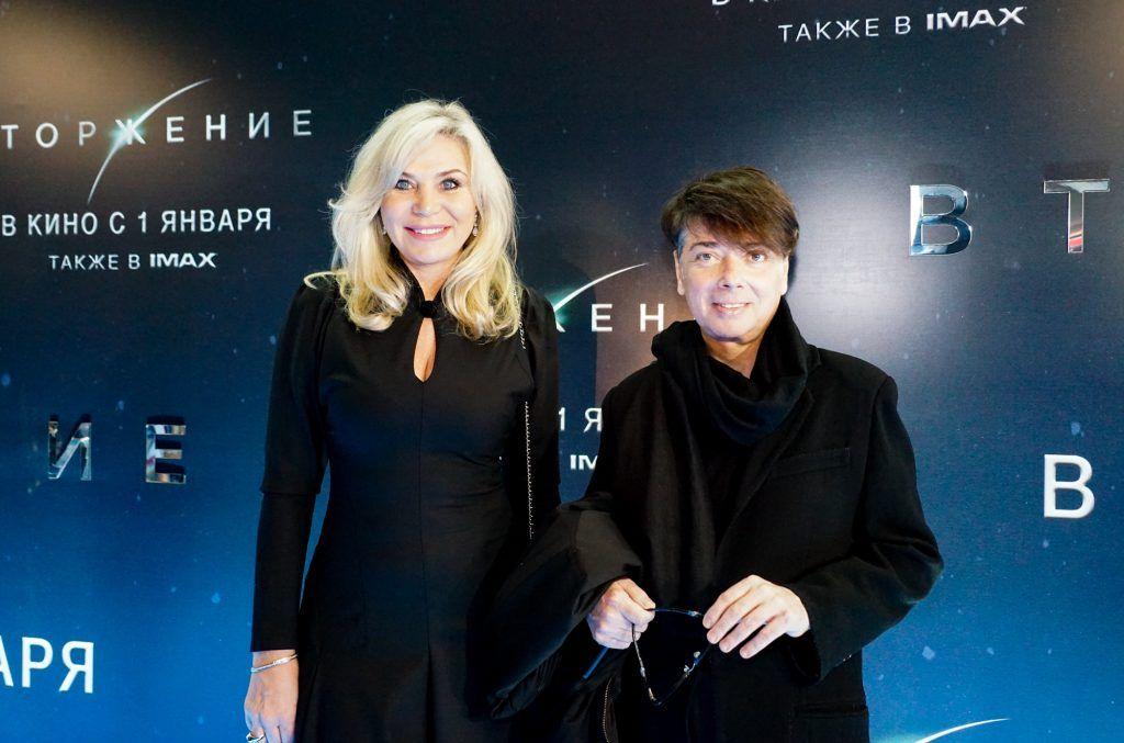 Валентин и Марина Юдашкины, Вторжение