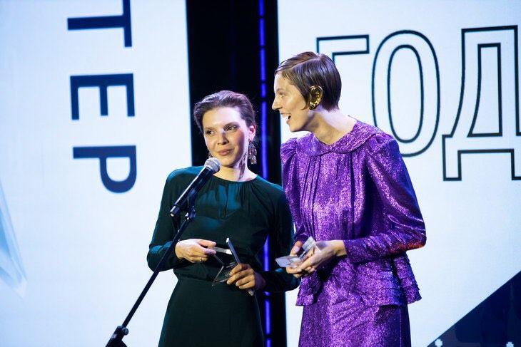 Василиса Перелыгина и Виктория Мирошниченко, премия Событие года, анинырассказы
