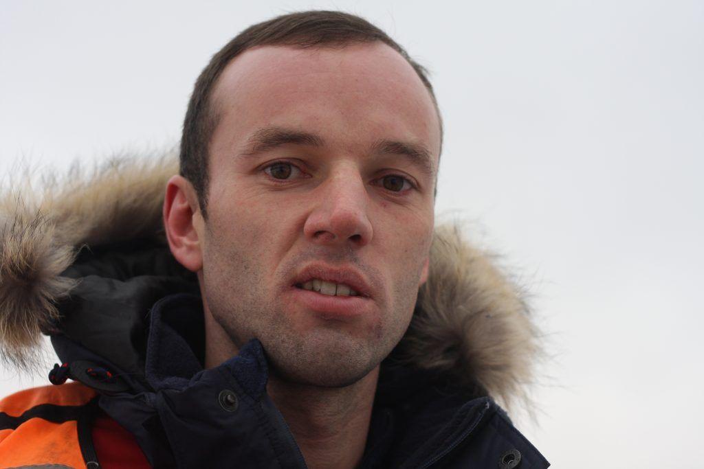 Владимир Ерошин, начальник ПСС «Строгино», спасатели, тонкий лед