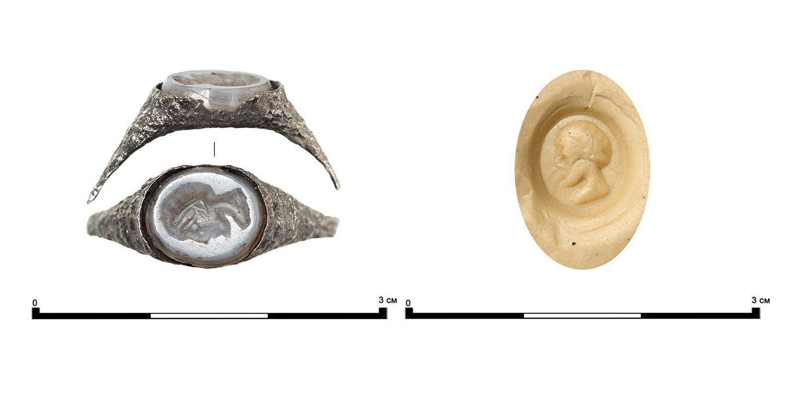 Во время работ по благоустройству находят множество исторических артефактов