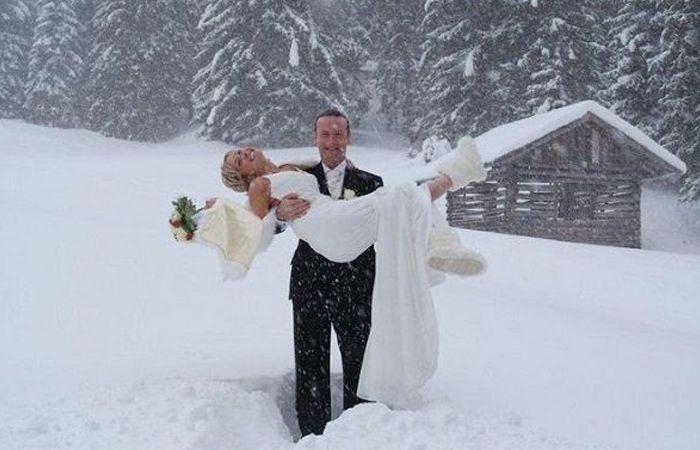зима в Москве, свадьба, ЗАгс, Новый год