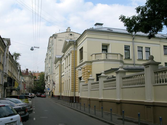 Улица Чаплыгина, благоустройство
